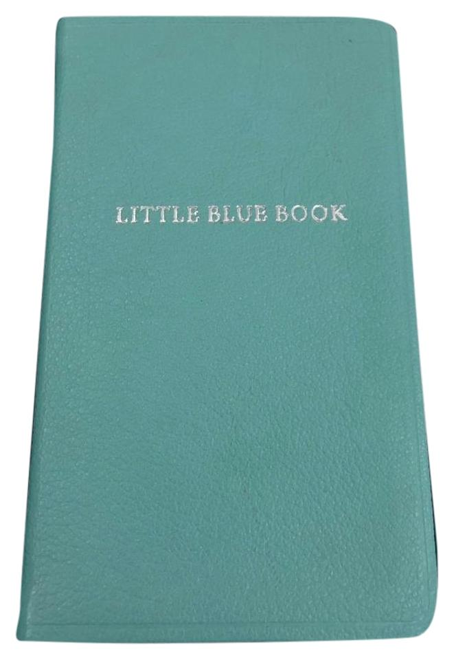 b9c76a672911 Tiffany   Co. Tifffany   Co. Little Blue Book Notebook Journal New in  Tiffany ...