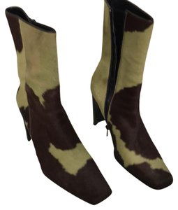 Casadei Olive/ brown Boots