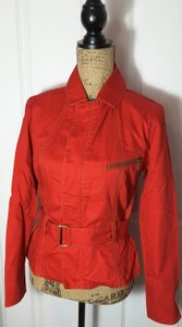 CAbi Deep Red Jacket