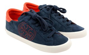 Tory Burch Sonia Sneaker Newport Navy/Poppy Red Athletic