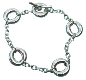 Tiffany & Co. Tiffany & Co. Sterling Silver Infinity Bracelet