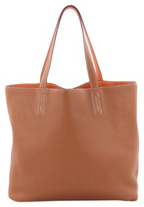 Herms Hermes Clemence Tote