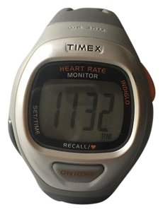 Timex WR30M Timex personal trainer with heart rate monitor