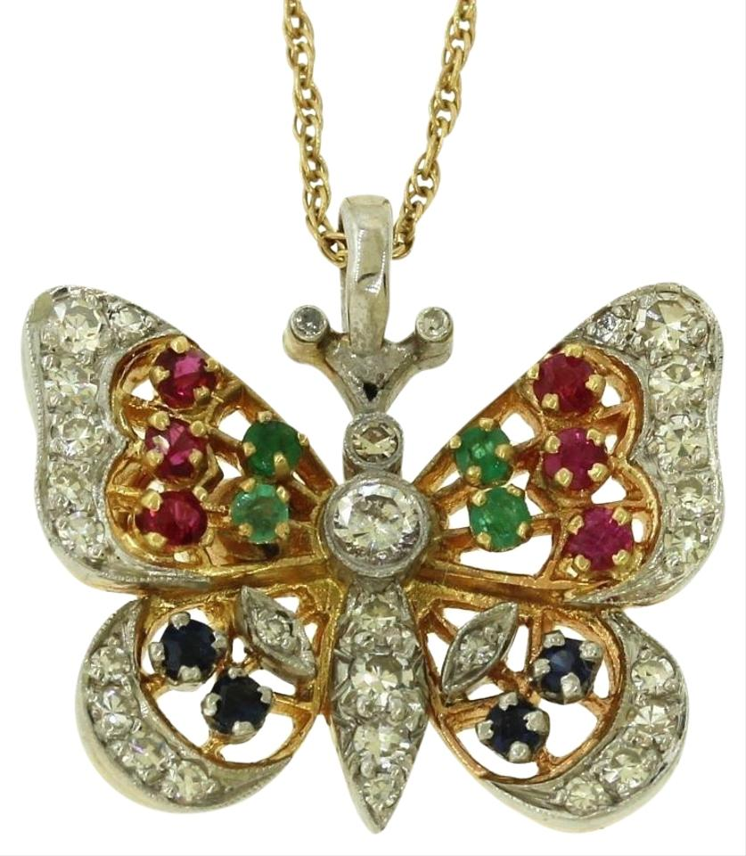 sapphire wearyourshine pendant pc the original garnet by aucent cat p jeweller eye diamond azin gold pcj emerald coral ruby s