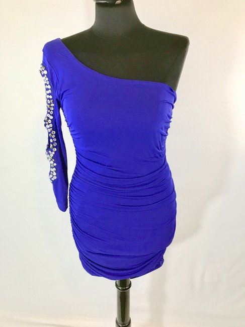 City Triangles Party Clubwear Sequin Dress
