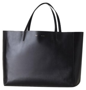Cline Designer Winter Carryon Tote in Black
