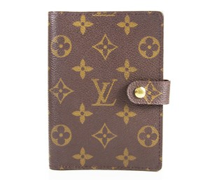 Louis Vuitton Louis Vuitton Agenda Cover PM In Monogram