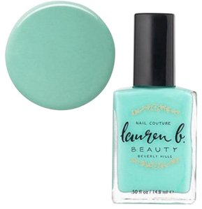 Lauren B. Beauty Santa Barbara Surf Nail Polish 0.5oz