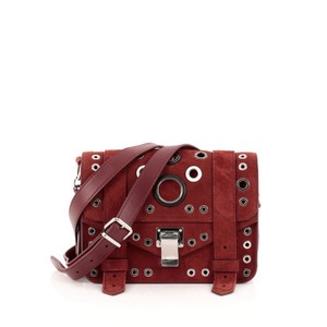 Proenza Schouler Suede Cross Body Bag