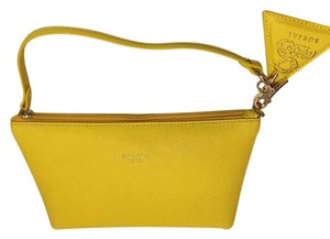 Sorial Wristlet in Canary Yellow