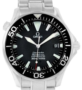 Omega Omega Seamaster 300m Black Dial Mens Watch 2254.50.00 Box Papers