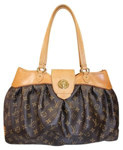 Louis Vuitton Vuitton Boetie Handbag Monogram Shoulder Bag