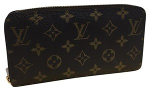 Louis Vuitton Louis Vuitton Zippy Wallet Monogram