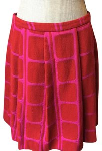 Trina Turk Skirt Red, hot pink