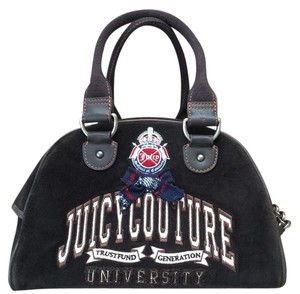 Juicy Couture Tote in Rich Brown