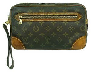 Louis Vuitton Lv Marly Dragonne Lv Clutch