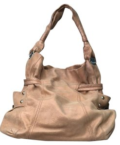 B. Makowsky Geniune Leather Shoulder Bag