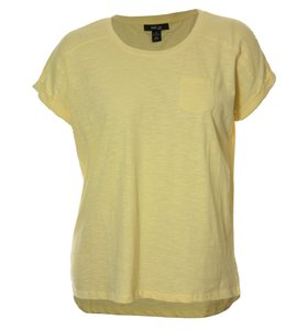 Style & Co T Shirt Yellow