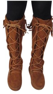 Fashion Envy Chestnut Boots