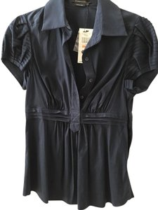 BCBGMAXAZRIA Top midnight