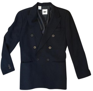 DKNY Suit Jacket Jackets BLACK Blazer