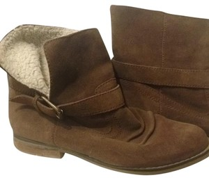 MIA Brown Boots