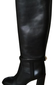 Dior Black gold detail Boots