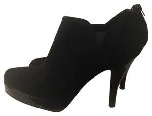 Unlisted by Kenneth Cole Black Platforms