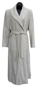 J. Jill Midi Winter Lined Trench Coat