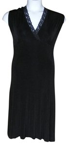 Chico's Sleeveless Wrinkle Resistant Dress