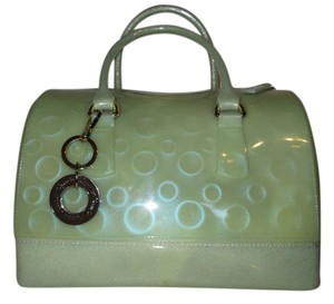 Sapsucker Satchel in Green