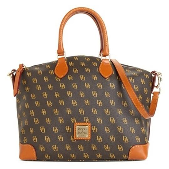 Dooney & Bourke Satchel in Charcoal