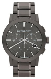 Burberry Burberry Large Chronograph 42mm Bracelet Watch