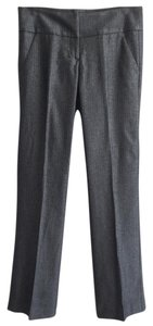 bebe Wide Leg Pants Gray