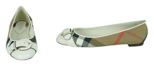 Burberry Natural Flats