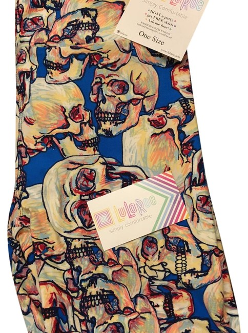 Item - Brightblue/Multi 142161 Activewear Bottoms Size OS (one size)