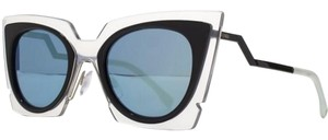 Fendi Fendi Geometric Orchidea Sunglasses