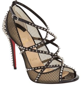 Christian Louboutin Christain Black Sandals