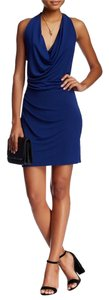BCBGMAXAZRIA Halter Dress