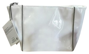 Saint Laurent Foever youth liberator And WhiteMakeup bag