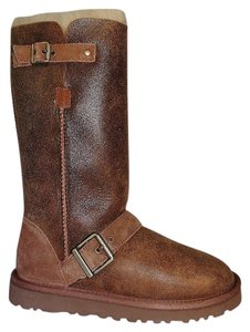UGG Australia Runs Big Will Fit Size 6 Brand New Brown Boots