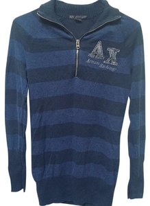 A|X Armani Exchange A/x Zipper Sweater