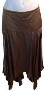 fern brink Skirt tan/silver