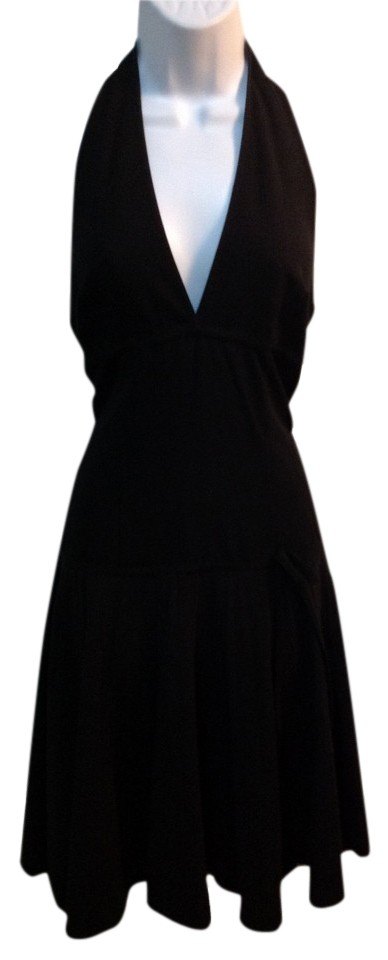 Necessary Objects Black Vintage Maxi Dress - 75% Off Retail