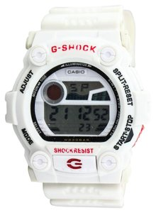 Casio * G Shock G7900 White Watch
