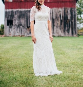 Catherine Deane For BHLDN Bridgette Gown Bhldn Wedding Dress