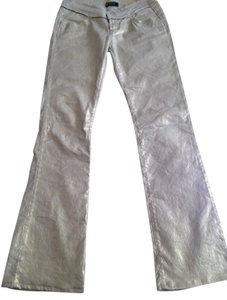 Versace Boot Cut Jeans-Distressed