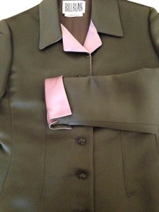 Bill Blass Silk suit