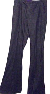 Gucci Flare Pants Dark blue