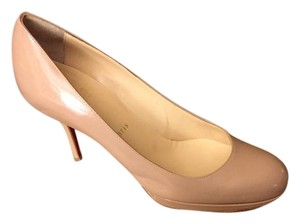 Christian Louboutin Pump Patent Nude Pumps
